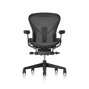 Aeron Chair, Full, Graphite