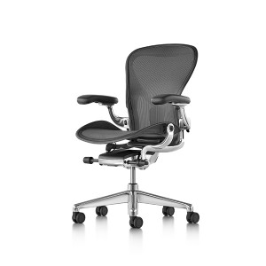 Aeron Chair, CD, Graphite
